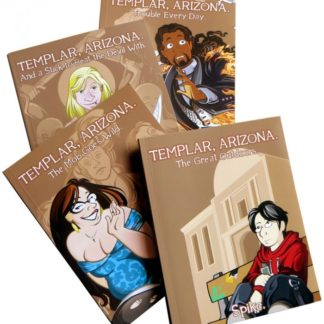 Templar, Arizona - ALL FOUR books