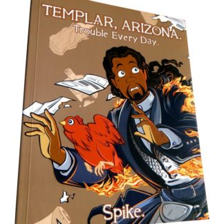 Templar, Arizona - Book Four: Trouble Every Day