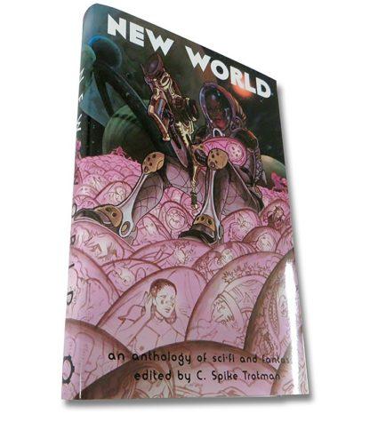 New World (variant hardcover)