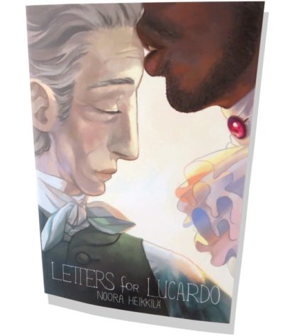 Letters for Lucardo (softcover)